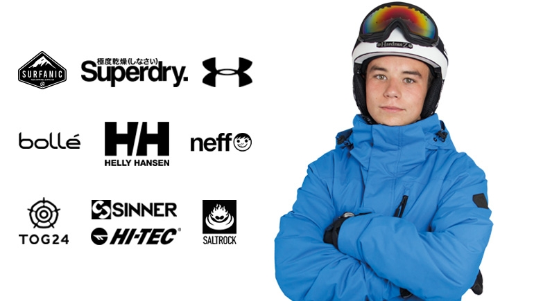 4ec97cb0e8 ... Boys snowboard and ski clothing. Our Snowboard Jackets are always seen  on the slopes and why not checkout the matching gloves. Stylish and hard  wearing ...