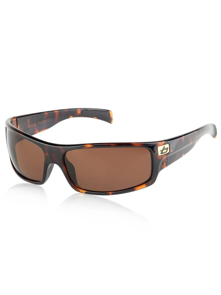 bolle sunglasses unisex piranha tortoise shell lens