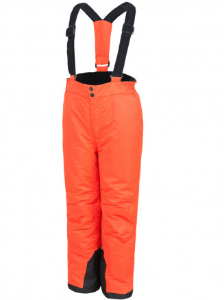 Kids Takeo Cover Pants Orange