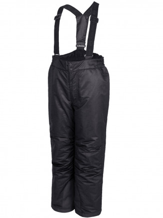 Kids Takeo Cover Pants Black