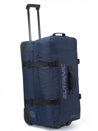 Mens Maxim Roller Bag Blue