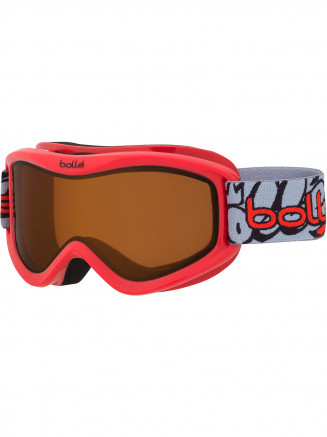 Children's Volt Goggles Red