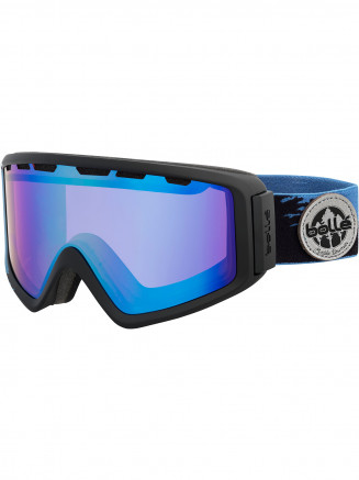 Mens Womens Z5 Maddie Bowman Goggles Black