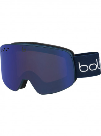 Bolle Mens Womens Nevada Goggles Blue ed4e7432a