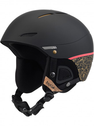 Womens Juliet Helmet Black