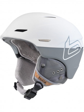 Mens Womens Millenium Helmet White