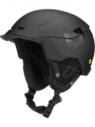 Mens Womens Instinct Mips Helmet Black