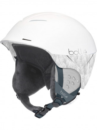 Mens Womens Synergy Helmet White