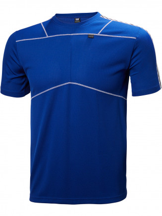 Mens Lifa Tee Blue