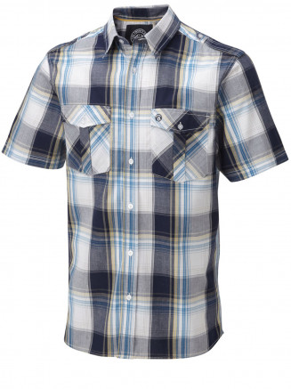 Mens Altus Shirt Blue