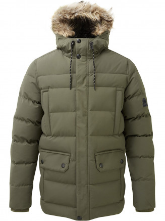 Mens Arctic Insulated Jacket Green
