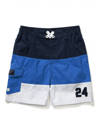 Kids Bude Swimshorts Blue