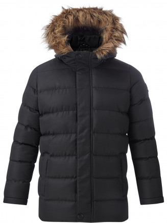 Kids Caliber Insulated Jacket Black