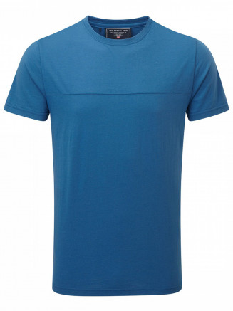 Mens Dale Dri-release Wool T-shirt Blue