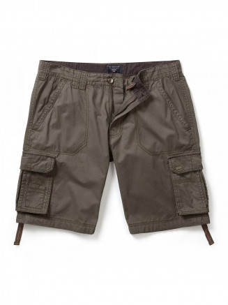 Mens Desert Shorts Green