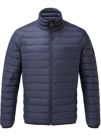 Mens Elite Down Jacket Blue