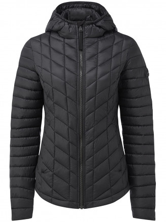 Womens Embsay Insulated Jacket Black