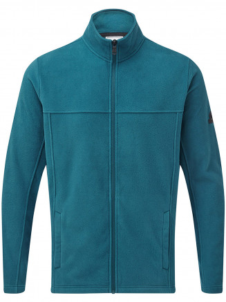 Mens Hecky Fleece Jacket Blue