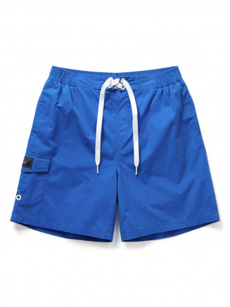 Mens Helier Swimshorts Turquoise