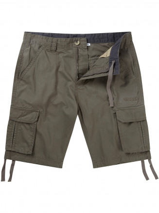 Mens Hoyland Cargo Shorts Green