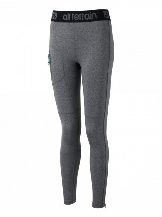Womens Kinetic Tcz Stretch Trousers Grey
