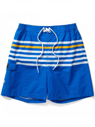 Mens Padstow Swimshorts Turquoise