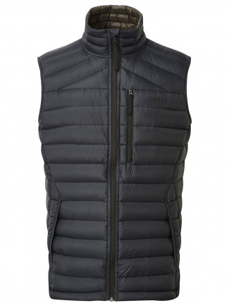 Mens Prime Down Gilet Black
