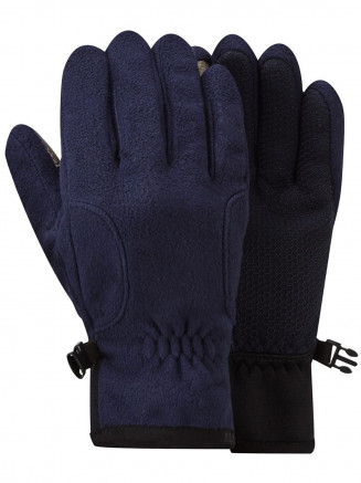 Mens Womens Score Tcz Windproof Gloves Blue