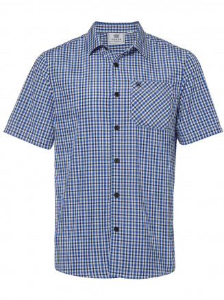 Mens Selby Shirt Turquoise