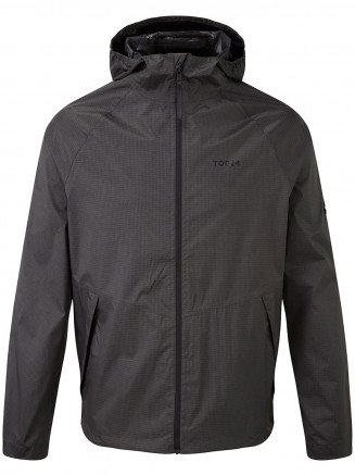 Mens Stern Performance Waterproof Jacket Grey