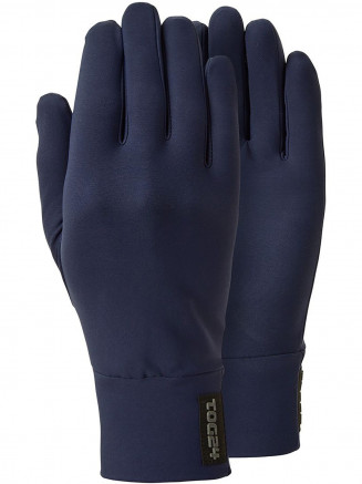 Mens Womens Thinny Tcz Stretch Gloves Blue