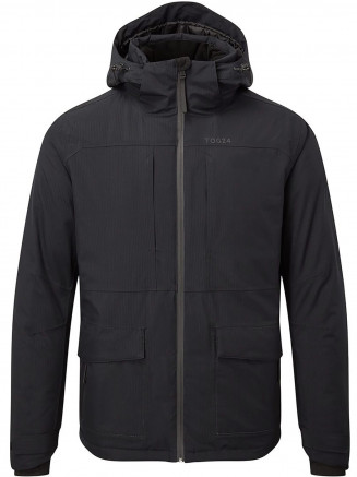 Mens Tor Milatex Down Jacket Black