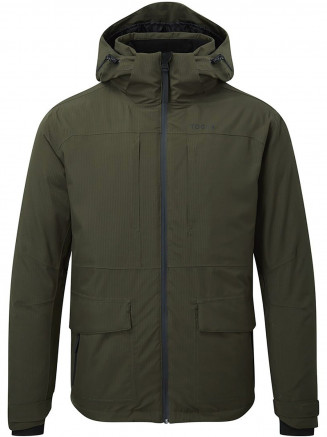 Mens Tor Milatex Down Jacket Green