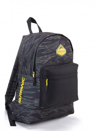 Boys Rocket Rucksack Black