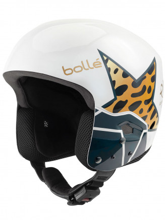 Womens Medalist Anna Veith Race Helmet White