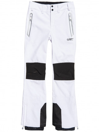 Womens Sleek Piste Ski Pant White