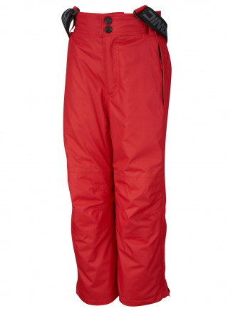 Bright Red Rocket Surftex Boys Ski Pants