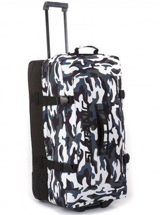Mens Maxim Roller Bag White