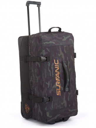 Mens Maxim Roller Bag Green