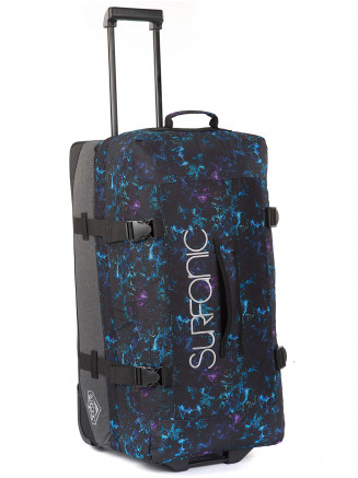 Womens Maxim Roller Bag Blue