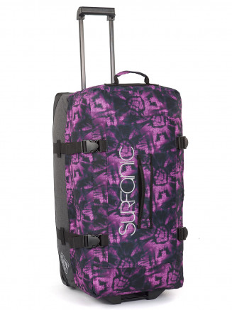 Womens Maxim Roller Bag Purple
