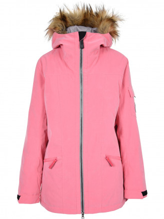 Womens Cruz Surftex Jacket Pink