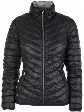 Womens Frost Jacket Black