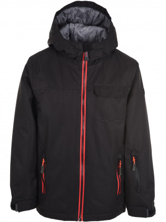 Boys Yoshi Surftex Jacket Black