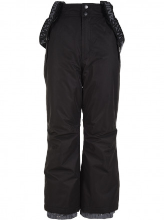 Girls Sparkle Surftex Pant Black