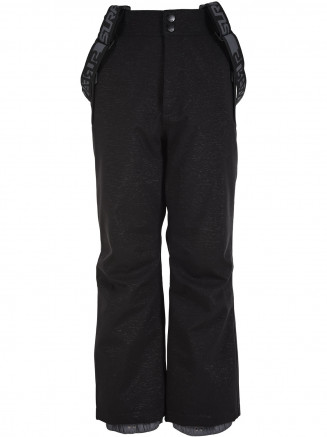 Girls Ice Surftex Pant Black