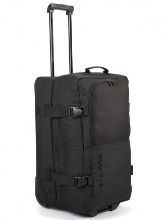 Maxim 70L Roller Bag Black