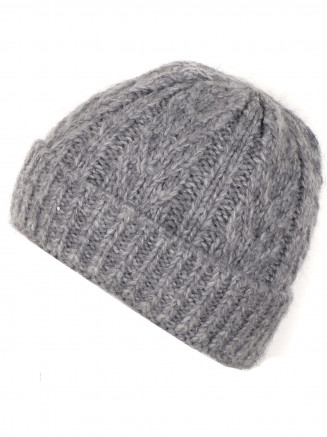 Mens Womens Koko Beanie Grey