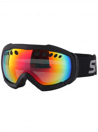 Mens Womens Maverick Goggle Black