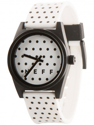 Mens Womens Daily Wild Watch Black